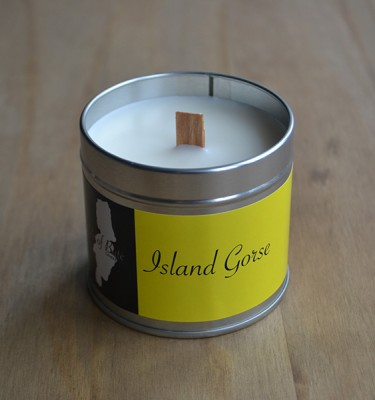 Island Gorse Travel Candle