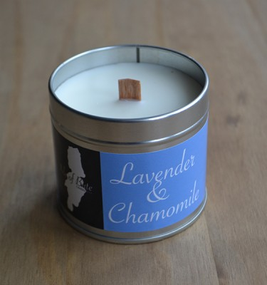 Lavender & Chamomile Travel Candle